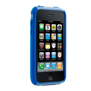 iphone 3gs cases - blue 3