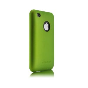 iphone 3gs cases - green 1