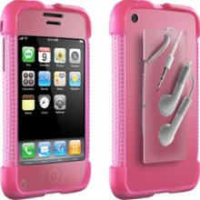 iphone 3gs cases - pink 2