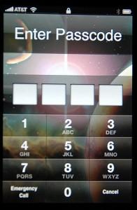 iphone os 4.0 enterpeise security