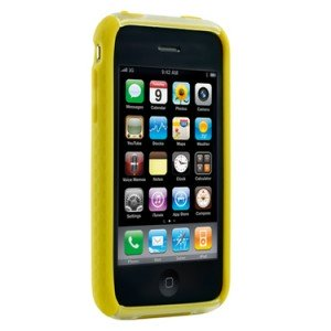 iphone 3gs cases - yellow 2