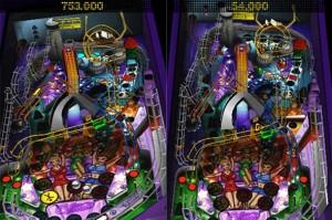 zen pinball rollercoaster