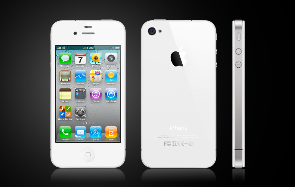 iphone 4 white 2