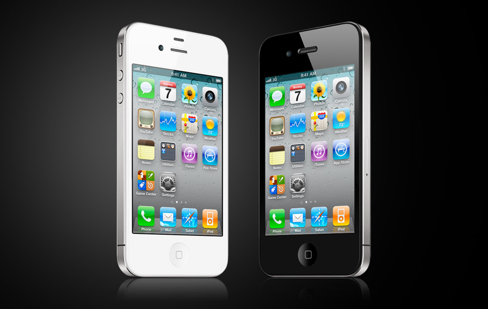 iphone 4 white vs black