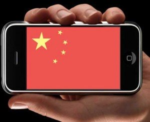 iPhone in china