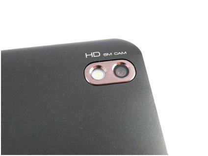 LG Optimus HD Cam