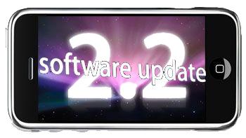 iPhone firmware update